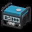 Outdoor Generator (Turquoise)
