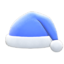 Terry-Cloth Nightcap (Blue) NH Icon.png