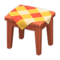 Wooden Mini Table (Cherry Wood - Orange) NH Icon.png
