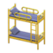 Bunk Bed (Yellow - Striped) NH Icon.png