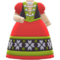 Cold-Country Dress (Red) NH Icon.png