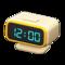 Digital Alarm Clock (White) NH Icon.png