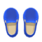 Slip-On Loafers (Blue) NH Icon.png