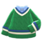 Tennis Sweater (Green) NH Icon.png