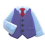 Waistcoat (Navy Blue) NH Icon.png
