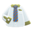 Work Shirt (Blue-Striped Necktie) NH Icon.png