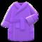Bathrobe (Purple) NH Icon.png