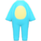 Frog Costume (Blue) NH Icon.png