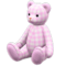 Giant Teddy Bear (Checkered - None) NH Icon.png