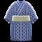 Kabuki-Actor Yukata (Dark Blue) NH Icon.png