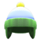 Knit Cap with Earflaps (Green) NH Icon.png