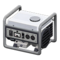 Outdoor Generator (Silver) NH Icon.png