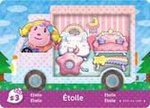 003 Étoile sanrio amiibo card EU.png