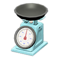Analog Kitchen Scale (Light Blue) NH Icon.png