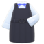 Box-Skirt Uniform (Black) NH Icon.png