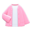 Cardigan-Shirt Combo (Pink) NH Icon.png