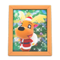 Jingle's Photo (Natural Wood) NH Icon.png