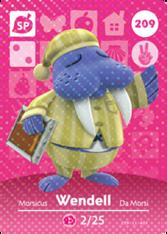 209 Wendell amiibo card NA.png