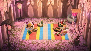 Interior of Sylvana's house in Animal Crossing: New Horizons