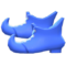 Mage's Booties (Blue) NH Icon.png