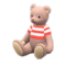 Mama Bear (Cream - Red Stripes) NH Icon.png