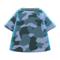 Camo Tee (Blue) NH Icon.png