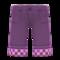 Cuffed Pants (Purple) NH Icon.png