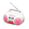 Cute Music Player (White) NH Icon.png