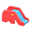 Elephant Slide (Red)