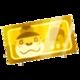 Golden Happy Homeroom Voucher in Pocket Camp