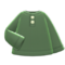 Henley Shirt (Green) NH Icon.png