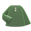 Henley Shirt (Green) NH Icon.png