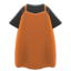 Layered Tank Dress (Brown) NH Icon.png
