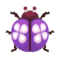 Purple Flower Ladybug PC Icon.png