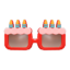 Birthday Shades (Red) NH Icon.png