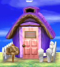 Rhonda's house exterior