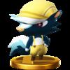 Kicks SSB4 Trophy (Wii U).png