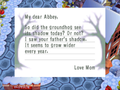 Letter Mom Groundhog ACGC.png