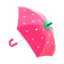 Strawberry Umbrella