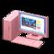 Desktop Computer (Pink - Web Browsing) NH Icon.png