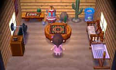 Boone's house interior