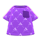 Labelle Knit Shirt (Twilight) NH Icon.png