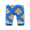 Silk Floral-Print Pants (Blue) NH Icon.png