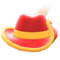 Cavalier Hat (Red) NH Icon.png
