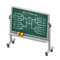 Chalkboard (Club Activities) NH Icon.png