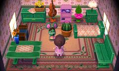 Anicotti's house interior