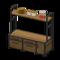 Ironwood Cupboard (Walnut) NH Icon.png