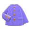 School Jacket (Purple) NH Icon.png