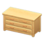 Wooden Chest (Light Wood)