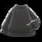 Aran-Knit Sweater (Black) NH Icon.png